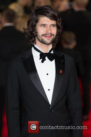 Ben Whishaw - CTBF Royal Film Performance(TM) 2015, the World Premiere of 'Spectre' - Arrivals at The Royal Albert Hall...