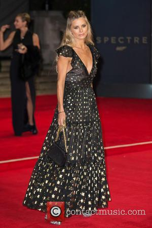 Laura Bailey - CTBF Royal Film Performance(TM) 2015, the World Premiere of 'Spectre' - Arrivals at The Royal Albert Hall...
