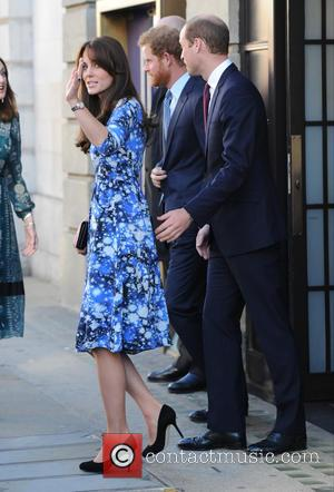 Prince Harry, Prince William, Duke Of Cambridge, Catherine and Duchess Of Cambridge