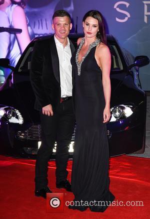 Danielle Lloyd and Michael O'neill