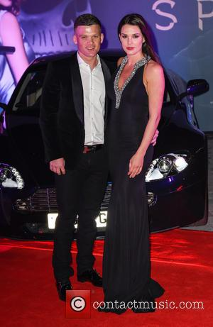 Danielle Lloyd , Michael O'Neill - Spectre Premiere at grand opening of Cineworld Resorts World in Birmingham at Cineworld, Resorts...