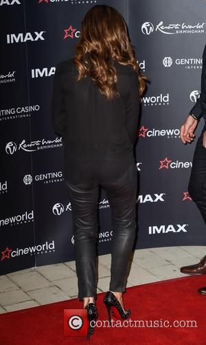 Maria Fowler - Spectre Premiere at grand opening of Cineworld Resorts World in Birmingham at Cineworld, Resorts World - Birmingham,...