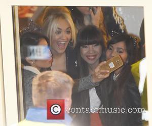 Rita Ora and 4th Impact