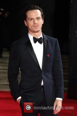 Andrew Scott - World Premiere of 'Spectre' attended by HRH Prince William Duke of Cambridge, HRH Katherine, Duchess of Cambridge...