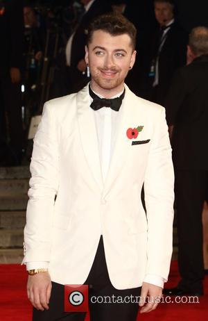 Sam Smith - World Premiere of 'Spectre' attended by HRH Prince William Duke of Cambridge, HRH Katherine, Duchess of Cambridge...