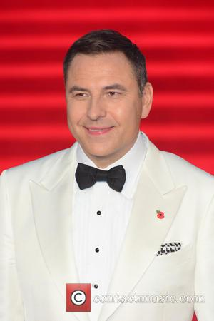 David Walliams - Royal film premiere of James Bond Spectre at the Royal Albert Hall, London. at Royal Albert Hall...