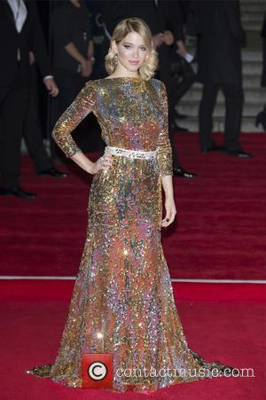 Lea Seydoux - Royal film performance of 'Spectre' at Royal Albert Hall - Red Carpet Arrivals at Royal Albert Hall...