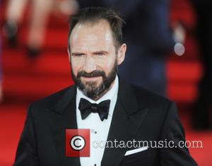 Ralph Fiennes - Royal film performance of 'Spectre' at Royal Albert Hall at Royal Albert Hall - London, United Kingdom...