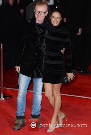 Chris Evans - Royal film performance of 'Spectre' at Royal Albert Hall at Royal Albert Hall - London, United Kingdom...