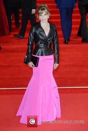 Darcey Bussell - Royal film performance of 'Spectre' at Royal Albert Hall at Royal Albert Hall - London, United Kingdom...