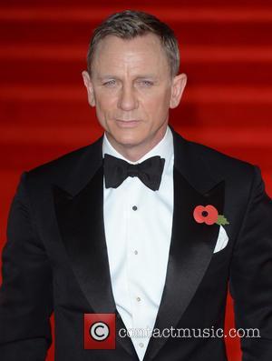 Daniel Craig - Royal film performance of 'Spectre' at Royal Albert Hall at Royal Albert Hall - London, United Kingdom...