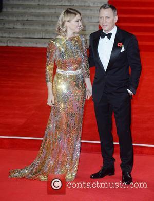 Lea Seydoux , Daniel Craig - Royal film performance of 'Spectre' at Royal Albert Hall at Royal Albert Hall -...