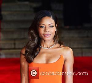 Naomi Harris - Royal film performance of 'Spectre' at Royal Albert Hall - Red Carpet Arrivals at Royal Albert Hall...