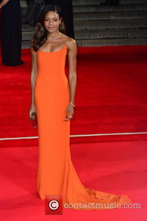 Naomie Harris - Royal film performance of 'Spectre' at Royal Albert Hall - Red Carpet Arrivals at Royal Albert Hall...