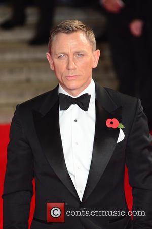 Daniel Craig - Royal film performance of 'Spectre' at Royal Albert Hall - Red Carpet Arrivals at Royal Albert Hall...