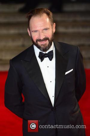 Ralph Fiennes - Royal Film Performance of 'Spectre' at Royal Albert Hall - Red Carpet Arrivals at Royal Albert Hall...
