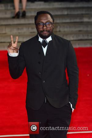 Will.I.Am - Royal Film Performance of 'Spectre' at Royal Albert Hall - Red Carpet Arrivals at Royal Albert Hall -...