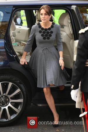 Kate Middleton, Catherine , Duchess of Cambridge - Catherine, Duchess of Cambridge Chance UK visit at Islington Town Hall -...