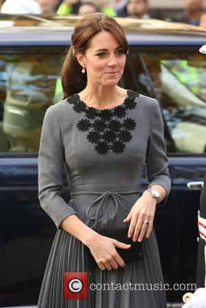 Kate Middleton , Duchess of Cambridge - Catherine The Duchess of Cambridge  Chance UK visit at Islington Town Hall...