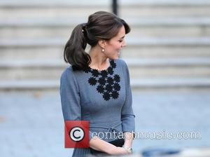 Duchess of Cambridge , Kate Middleton - Duchess of Cambridge is spotted leaving the Islington Town Hall after visiting a...