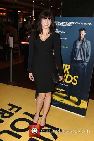 Daisy Lowe - Guest arrivals at Kill Your Friends Screening at Curzon, Soho - London, United Kingdom - Tuesday 27th...