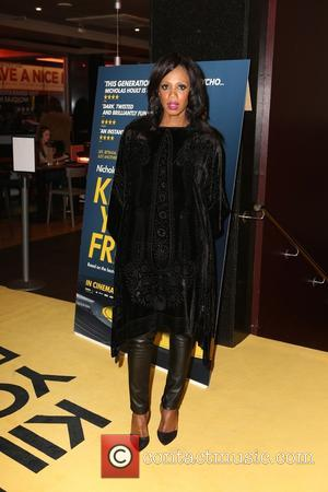 Shaznay Lewis - Guest arrivals at Kill Your Friends Screening at Curzon, Soho - London, United Kingdom - Tuesday 27th...