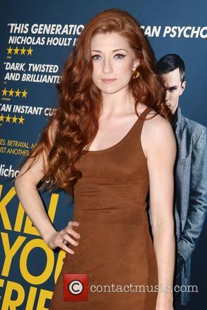 Nicola Roberts - Guest arrivals at Kill Your Friends Screening at Curzon, Soho - London, United Kingdom - Tuesday 27th...