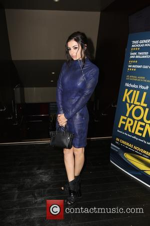 Charli XCX - Guest arrivals at Kill Your Friends Screening at Curzon, Soho - London, United Kingdom - Tuesday 27th...