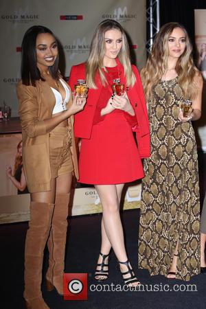 Leigh-anne Pinnock, Perrie Edwards and Jade Thirlwall