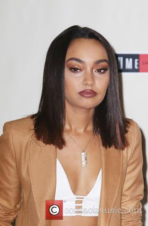 Leigh-Anne Pinnock - Little Mix launch their first perfume Gold Magic at the Bluewater Centre in Kent. at Bluewater -...