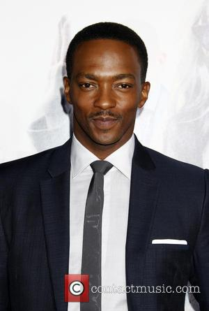 Anthony Mackie - Premiere Of Warner Bros. Pictures'
