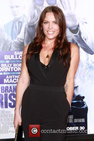 Agnes Bruckner - Our Brand Is Crisis Premiere held at the TCL Theatre in Hollywood at TCL Theatre - Los...