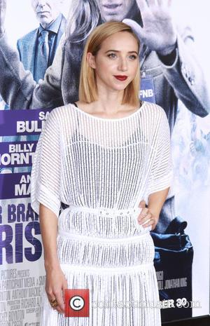 Zoe Kazan - Our Brand Is Crisis Premiere held at the TCL Theatre in Hollywood at TCL Theatre - Los...