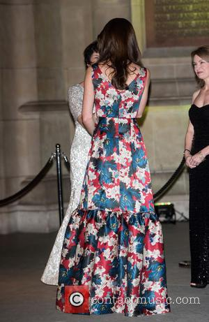 The Duchess of Cambridge - The Duchess of Cambridge attends the '100 Women in Hedge Funds London Gala' at the...
