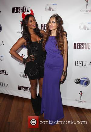 Chantelle Fraser , Tabasum Mir - BELLA New York and OK! TV Halloween Party  Held at the OK! TV...