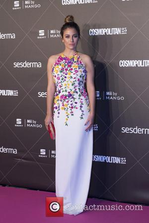 BLANCA SUÁREZ - VIII Cosmpolitan Awards at The Ritz Hotel - Madrid, Spain - Tuesday 27th October 2015