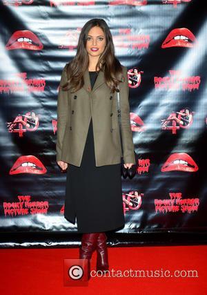 Olivia Wayne - The Rocky Horror Picture Show 40th anniversary screening at Royal Albert Hall at Royal Albert Hall -...