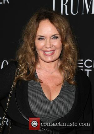 Catherine Bach - U.S. Premiere of 'Trumbo' at Samuel Goldwyn Theater - Arrivals at Samuel Goldwyn Theater - Beverly Hills,...