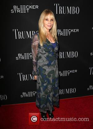 Rosanna Arquette - U.S. Premiere of 'Trumbo' at Samuel Goldwyn Theater - Arrivals at Samuel Goldwyn Theater - Beverly Hills,...