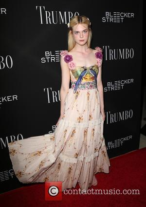 Elle Fanning - U.S. Premiere of 'Trumbo' at Samuel Goldwyn Theater - Arrivals at Samuel Goldwyn Theater - Beverly Hills,...