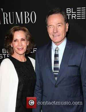 Bryan Cranston , Robin Dearden - U.S. Premiere of 'Trumbo' at Samuel Goldwyn Theater - Arrivals at Samuel Goldwyn Theater...
