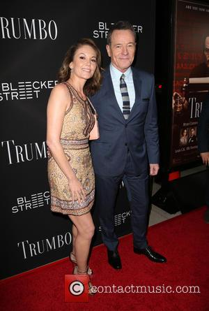 Bryan Cranston , Diane Lane - U.S. Premiere of 'Trumbo' at Samuel Goldwyn Theater - Arrivals at Samuel Goldwyn Theater...