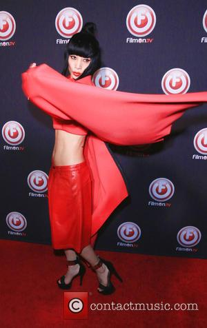 Bai Ling - Premiere Of FilmOn.TV's 'Bob Thunder: Internet Assassin' held at the Egyptian Theatre - Arrivals at Egyptian Theatre...