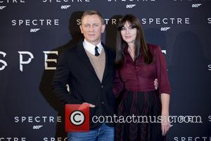Daniel Craig , Monica Bellucci - 007 Spectre attend photocall at ST. Renis Grandi Hotel in Rome at St. Regis...