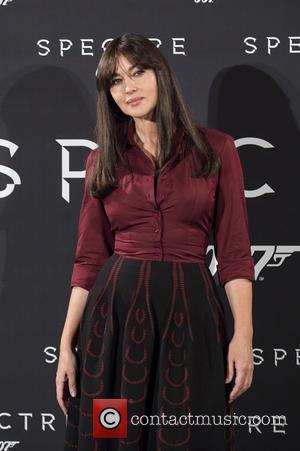 Monica Bellucci - 007 Spectre attend photocall at ST. Renis Grandi Hotel in Rome at St. Regis Hotel Rome -...