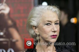 Helen Mirren - Celebrities attend the U.S. Premiere of TRUMBO at Academy of Motion Picture Arts & Sciences. at Academy...