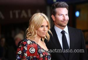 Sienna Miller , Bradley Cooper - Burnt Premiere UK premiere held at the Vue cinema - Arrivals - London, United...