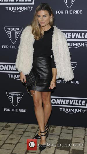 Zoe Hardman - Triumph Bonneville launch party - Arrivals - London, United Kingdom - Wednesday 28th October 2015