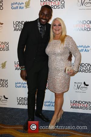 Ben Ofoedu and Vanessa Feltz