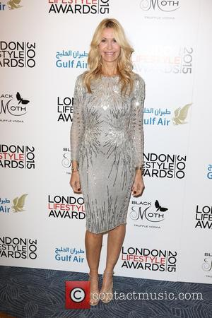Vanessa Feltz - Guests arrivals at the London Lifestyle Awards 2015 at Hilton, Park Lane - London, United Kingdom -...